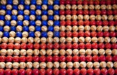 baseball-flag