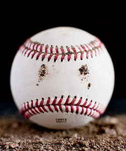 crying baseball